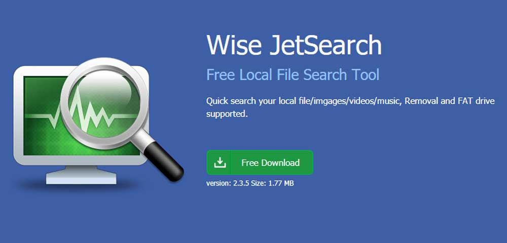 Wise JetSearch