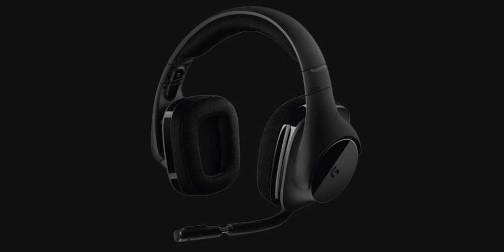 G533 Wireless DTS 7.1 Surround Gaming Headset